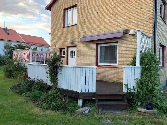 卡尔斯塔德(Karlstad)的民宿