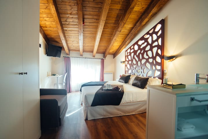Molinos de Duero的民宿