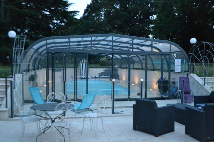 Château-Gontier的民宿