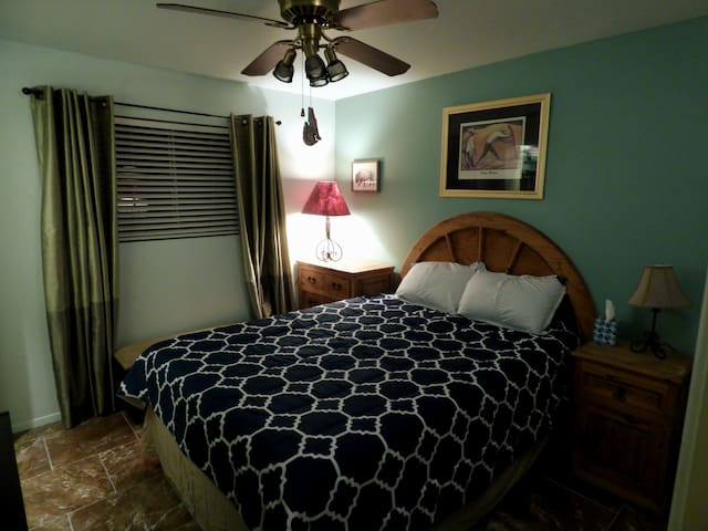 The Tortalita Room in The Lazy Luna Ranch House