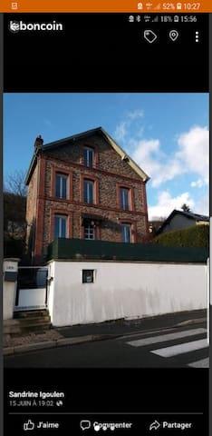 Bogny-sur-Meuse的民宿