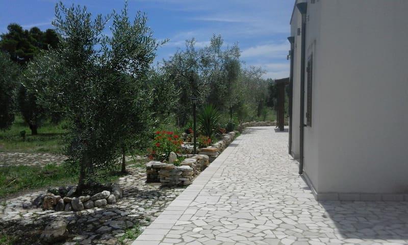 斯基奇(Peschici)的民宿