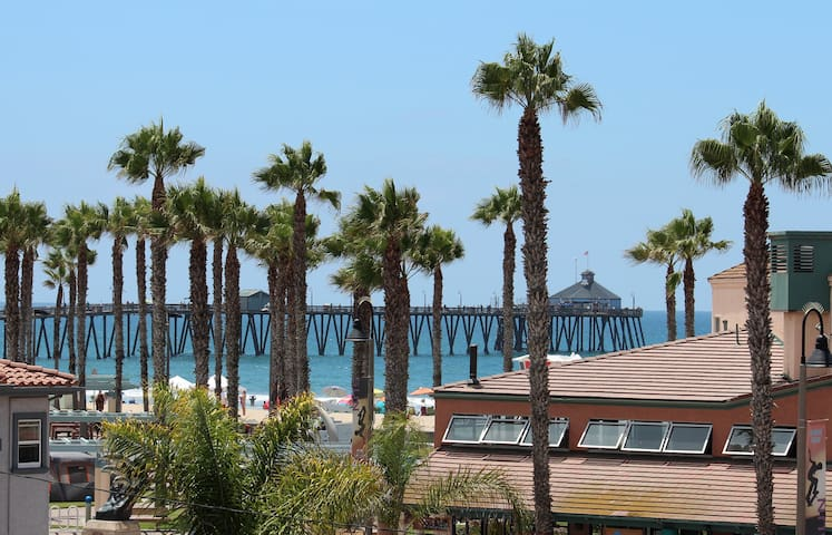 Imperial Beach with Ocean Views and 600sq ft deck