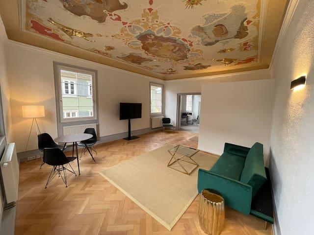 Schwäbisch Hall的民宿