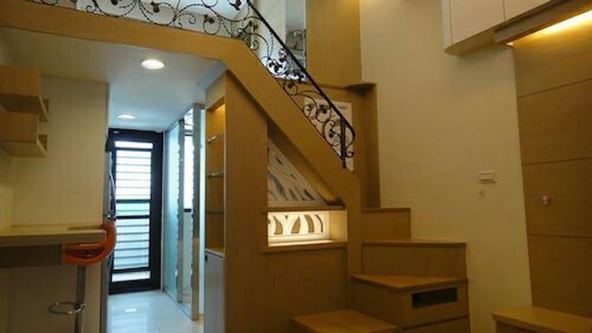 台北市的民宿