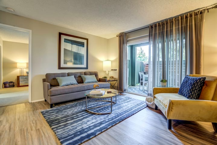 Live + Work + Stay + Easy     1BR in San Jose