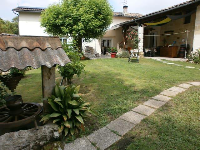 Coutras的民宿
