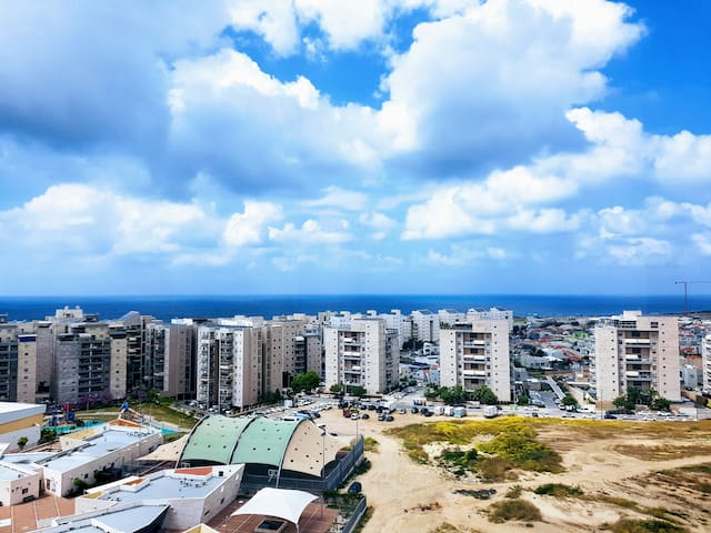 Ashkelon的民宿