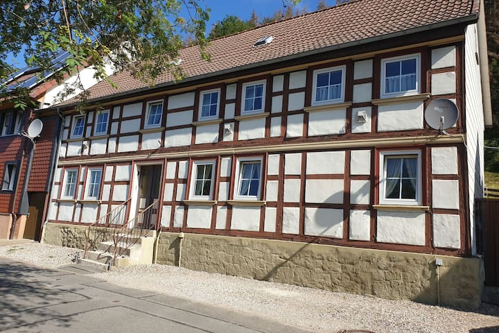 Cosy Apartment in Bad Lauterberg im Harz with Hiking nearby