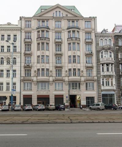 华沙的民宿