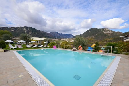 In the hills with panoramic views – Apartment GeoResort A4