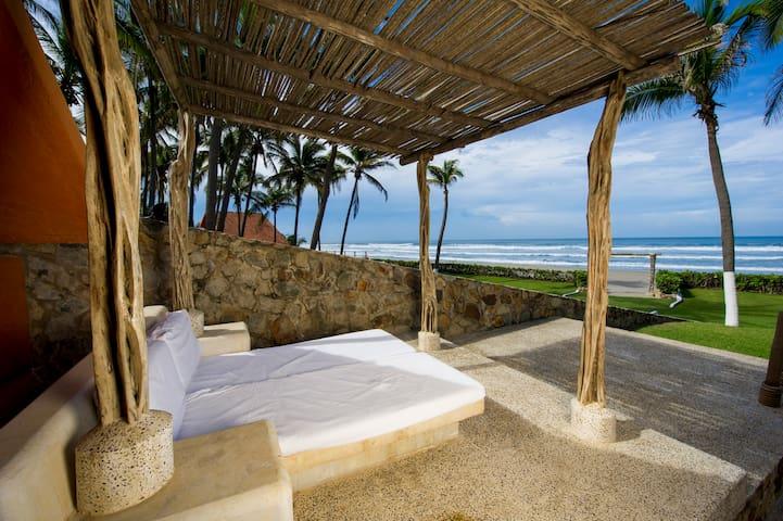 Villa San Vicente - Acapulco Diamante- Con Playa
