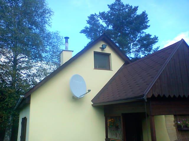 Borová的民宿