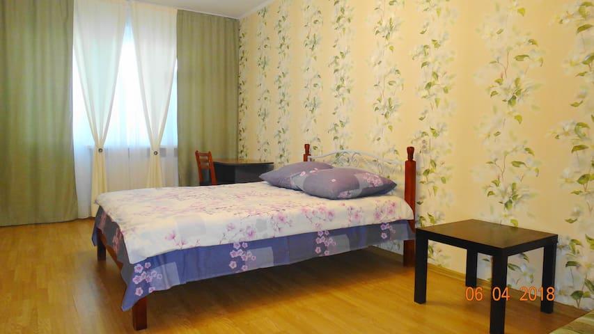 乌里扬诺夫斯克的民宿