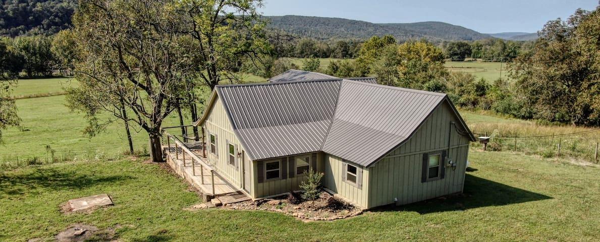 Mulberry Ridge Cabin