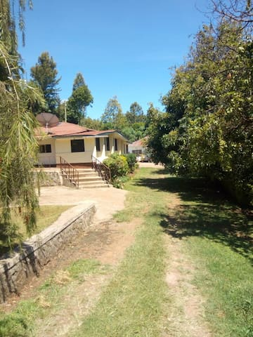 Marangu的民宿