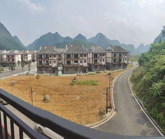 黔南的民宿