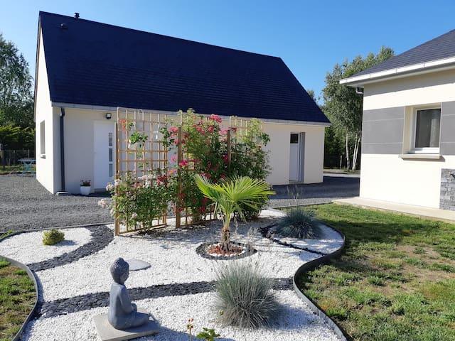 Cérans-Foulletourte的民宿