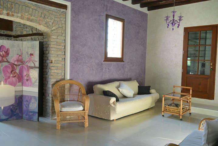 Luxury Villa con piscina