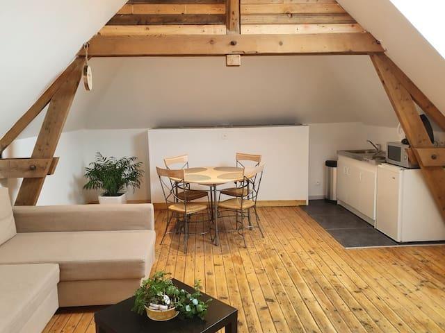 Hébuterne的民宿