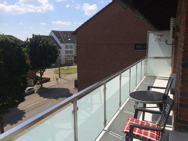 Mülheim an der Ruhr的民宿