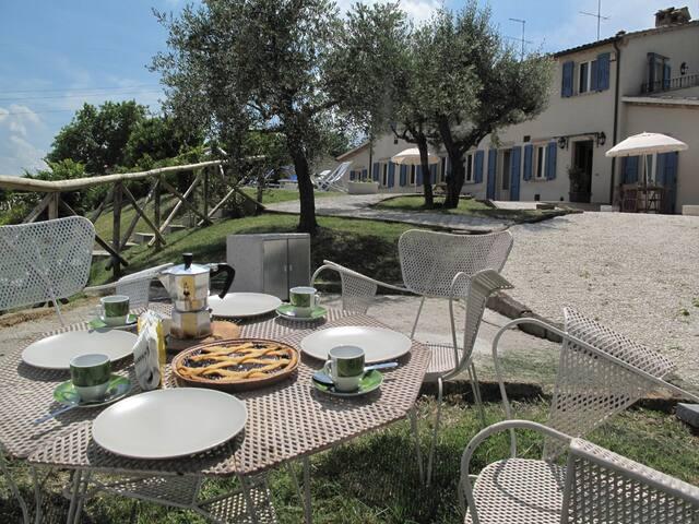 Montegiano的民宿
