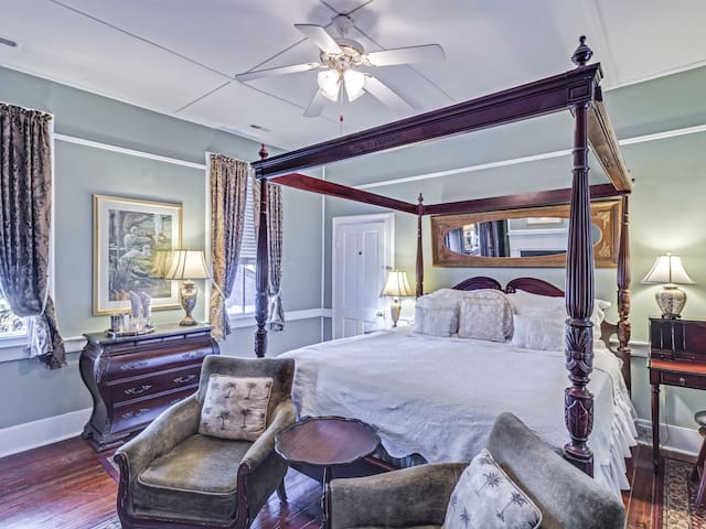 Boutique Inn at the Market (Charleston Rice Room)