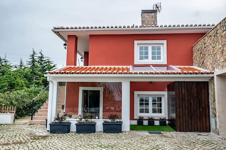 Sobral de Monte Agraço的民宿