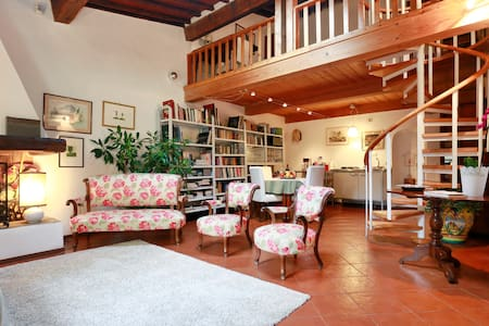 San Gallo Suite in the center of Florence