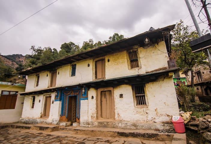 Rudraprayag的民宿