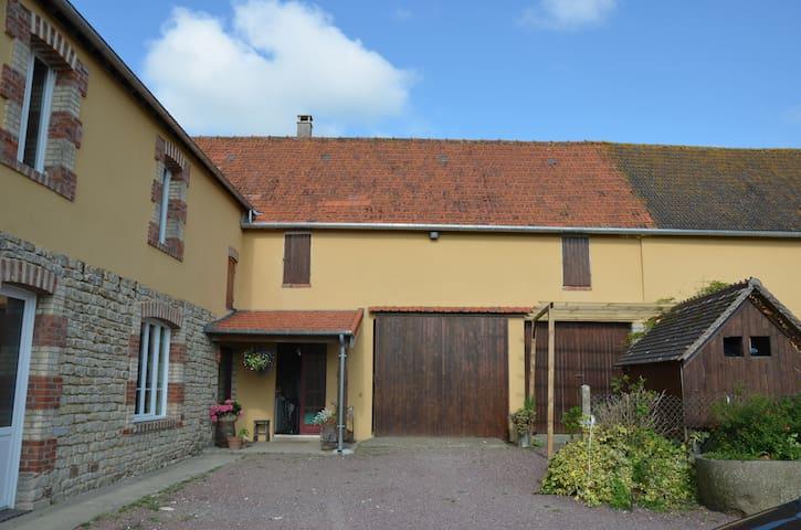 Calvados的民宿