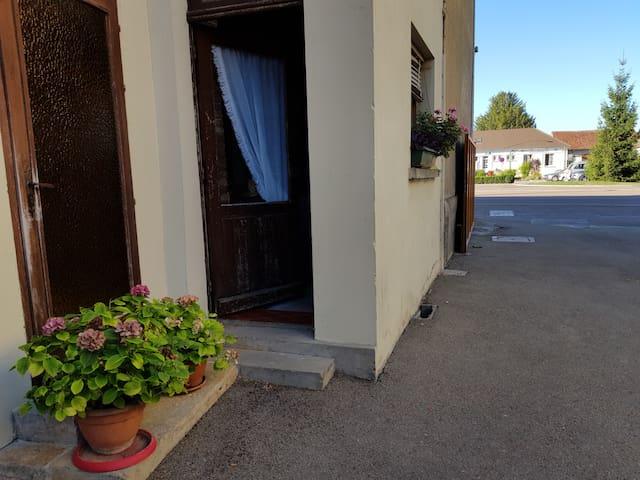 Saint-Parres-lès-Vaudes的民宿