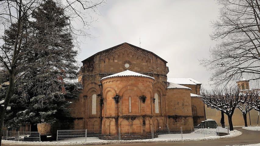 Sant Joan de les Abadesses的民宿