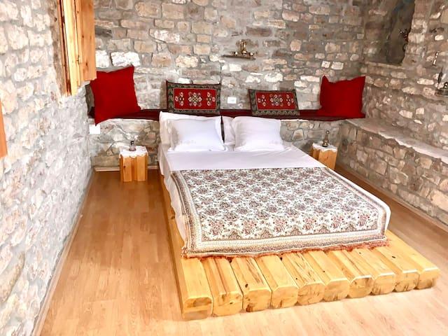 Gjirokaster的民宿