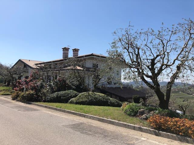 San Floriano del Collio 的民宿