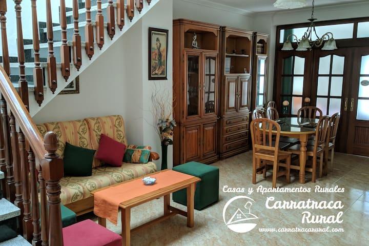Carratraca的民宿