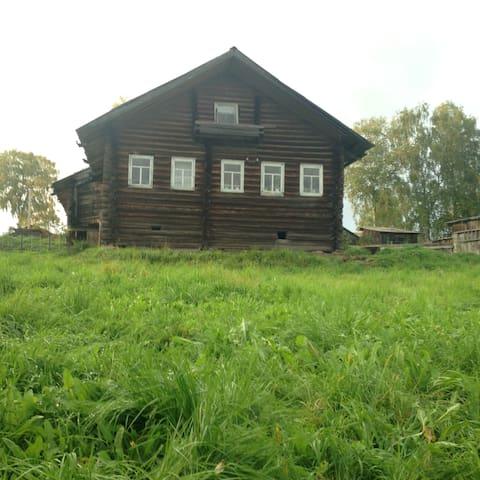 Tarnogsky District的民宿