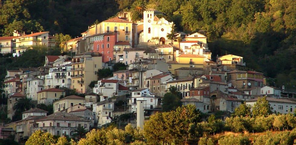Feroleto Antico的民宿