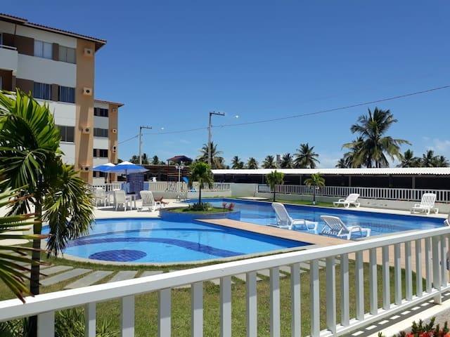 Barra dos Coqueiros的民宿