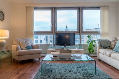 Lovely 1 bed Merchant City apartment