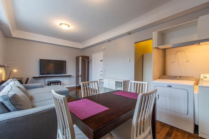 Room in Downtown Montreal, monthly rates