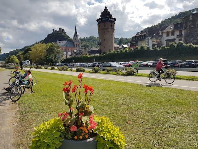 Oberwesel的民宿