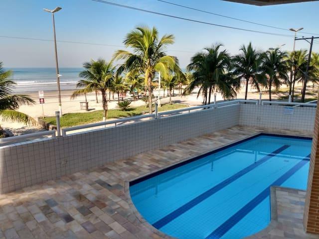Praia Grande的民宿