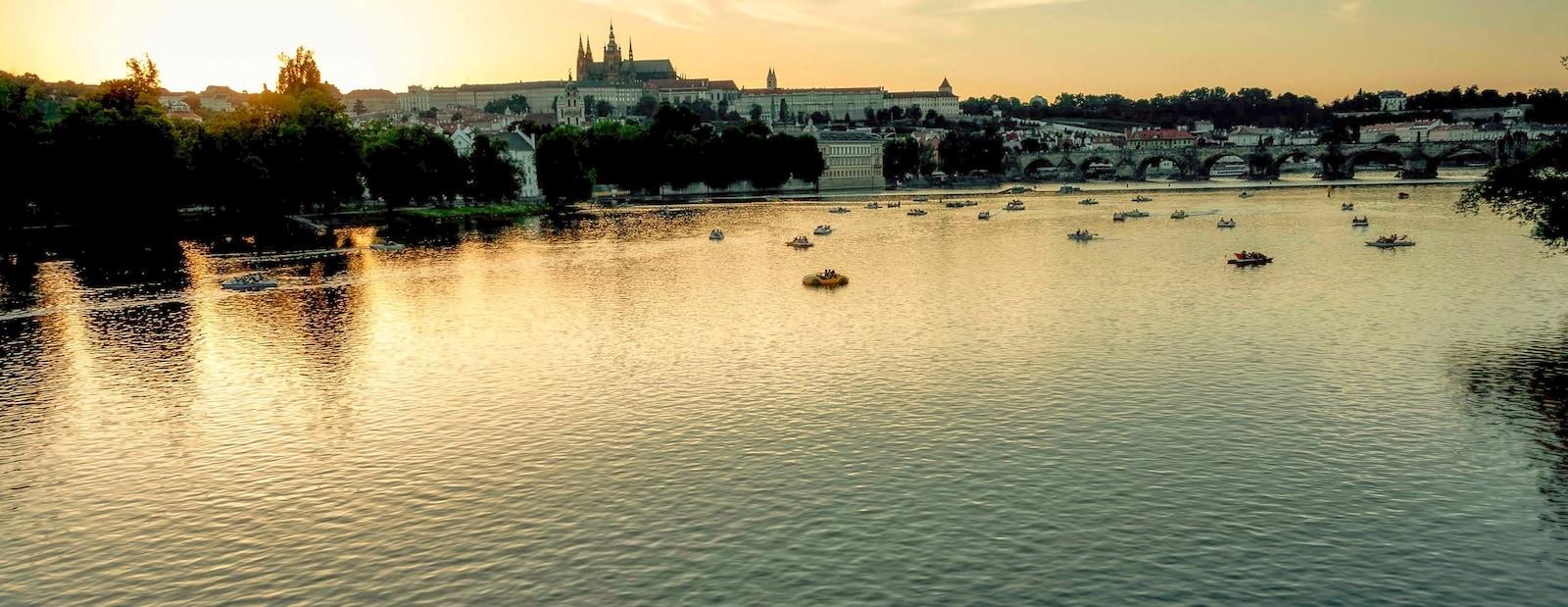 Prague的度假屋