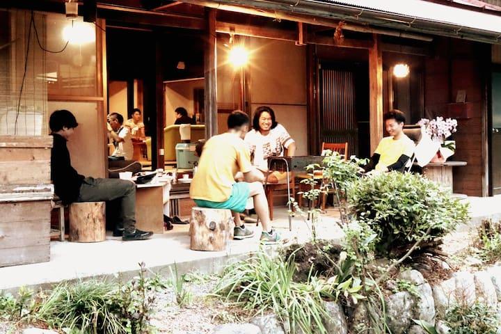 Kawanehon, Haibara District的民宿