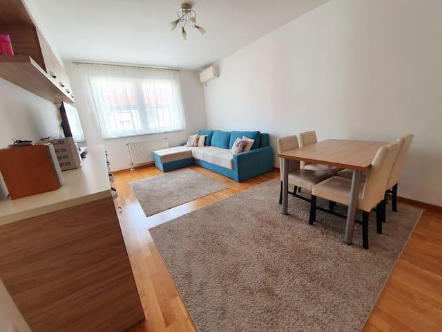 Apartment near city center Novi Sad