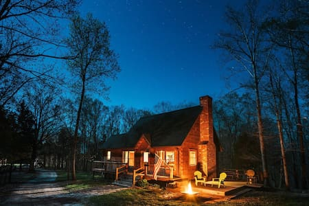Bourbon Country Cabin