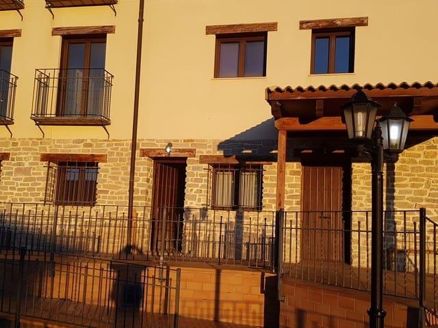 Aguilar del Alfambra的民宿