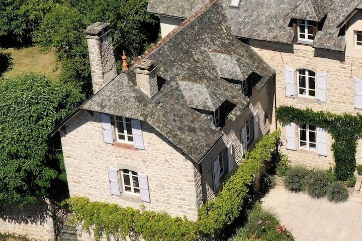 Entraygues-sur-Truyère的民宿
