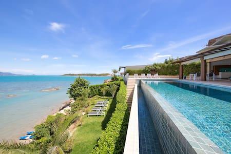 VILLA MANTA SAMUI - Your Private Oceanfront Oasis!